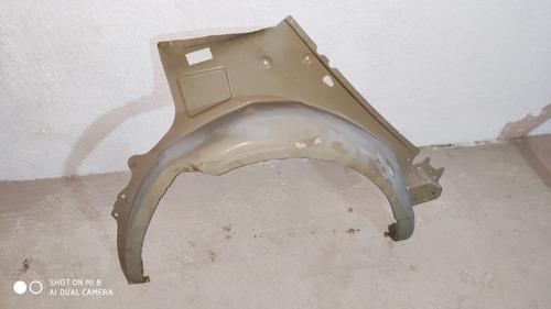 caixa de roda traseira direita externa corolla 2009 a 2013