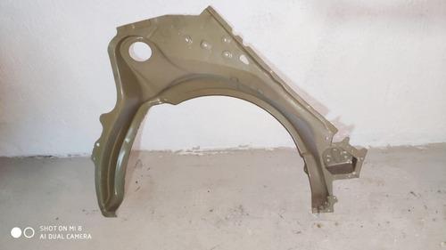 caixa de roda traseira esquerda externa corolla 2009 a 2013