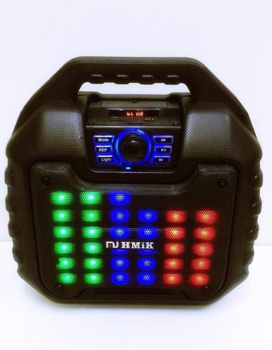 caixa de som 2000 watts 250 rms bluetooth usb+fm+sd
