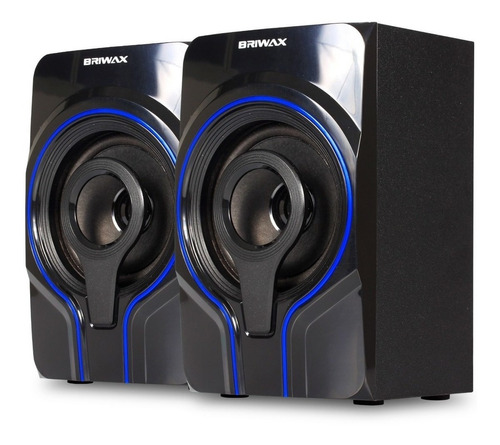 caixa de som 50w bluetooth 2.1 micro system mp3 fm pc tv