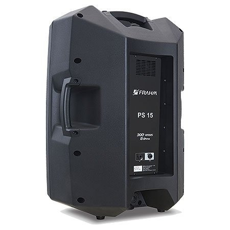 caixa de som acústica frahm ps15 passiva alto falante 15 pol