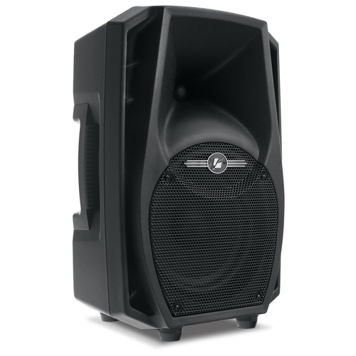 caixa de som acústica frahm ps8 ativa 100wrms usb/bt/sd/fm