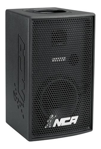 caixa de som acústica ll nca hq80 passiva 80w rms 8 ohms