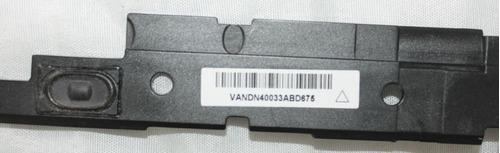 caixa de som ( alto falante )  hp dv5 1270br