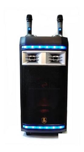 caixa de som amplificada bluetooth 1000w potente festa dj