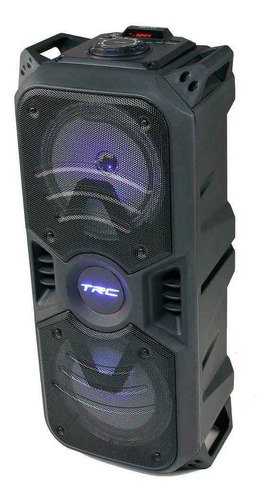 caixa de som amplificada bluetooth 150w rms trc334