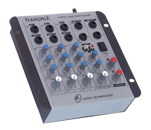 caixa de som ativa 10 usb + caixa passiva + mesa som + cabos