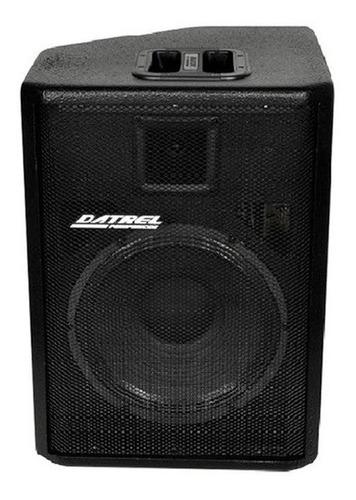 caixa de som ativa / retorno datrel at10-200 10'' bluetooth