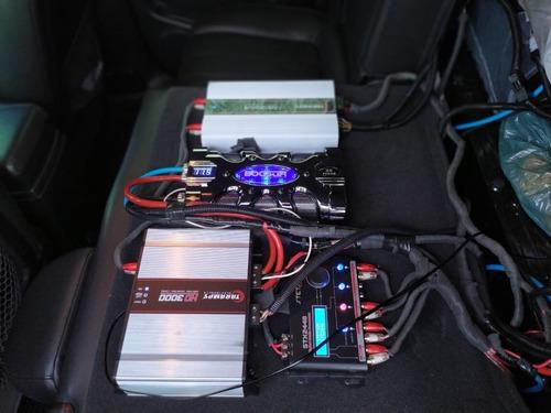 caixa de som automotiva completa jbl