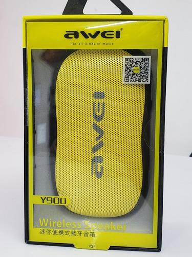 caixa de som awei y900