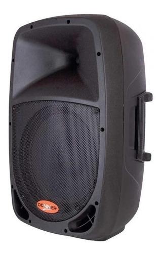 caixa de som bluetooth amplificada ativa 12 usb 200w nca