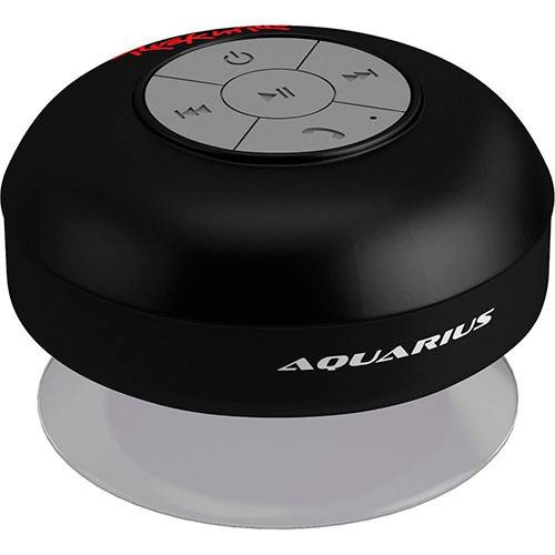 caixa de som bluetooth aquarius rock in rio preto usb