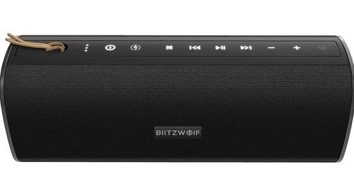 caixa de som bluetooth blitzwolf bw-wa2 20w 4000mah