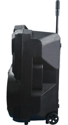 caixa de som bluetooth bomber papao 500 12 polegadas 300rms
