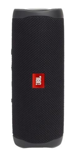 caixa de som bluetooth jbl com 20w preto - jblflip5pto