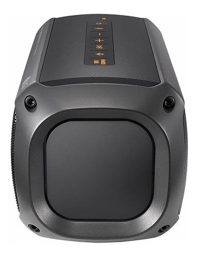 caixa de som bluetooth lg xboom go pk3 16w à prova d'água