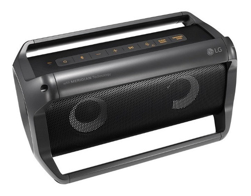 caixa de som bluetooth lg xboom go pk5