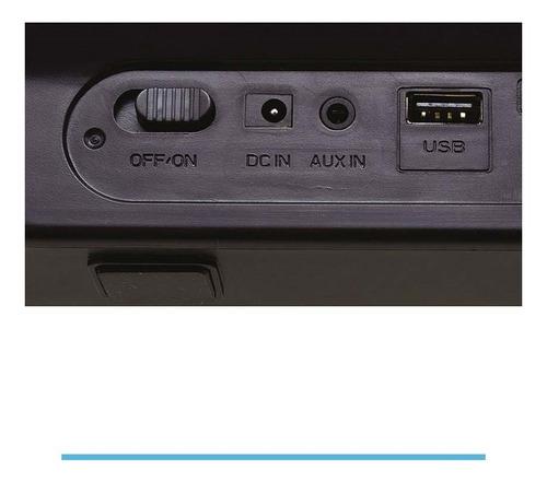 caixa de som bluetooth philco ph bt03 11w