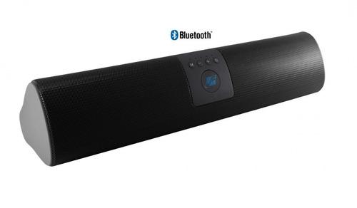 caixa de som bluetooth portátil frahm  sb215 bt preta
