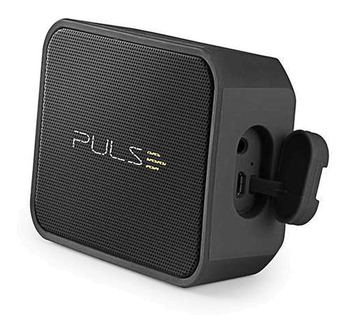 caixa de som bluetooth  pulse splash 8w a prova d'agua ipx7