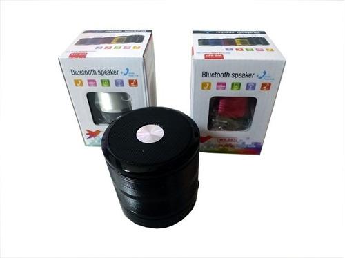 caixa de som bluetooth receptor caixinha wireless mp3 usb fm