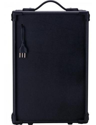 caixa de som bluetooth usb rádio fm hayonik iron 400 bivolt