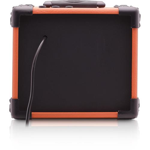 caixa de som bluetooth usb rádio fm hayonik iron 80
