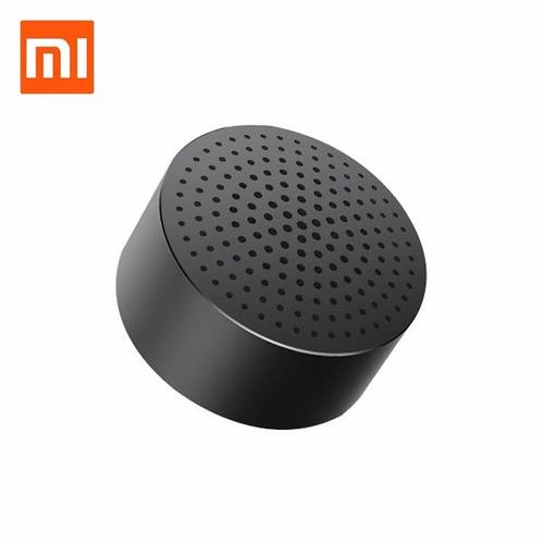 caixa de som bluetooth xiaomi - versão mini custo-benefício