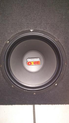 caixa de som bomber one