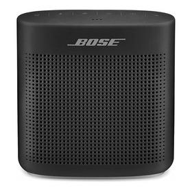 Caixa De Som Bose Soundlink Color Ii Portátil Com Bluetooth  Soft Black