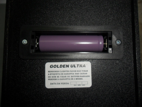 caixa de som c/bluetooth portátil ms-247bt usb tf aux fm
