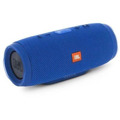 caixa de som charge 3 jbl preta azul vermelha 100% original
