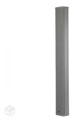 caixa de som coluna discreta cls 440 audac 70/100v