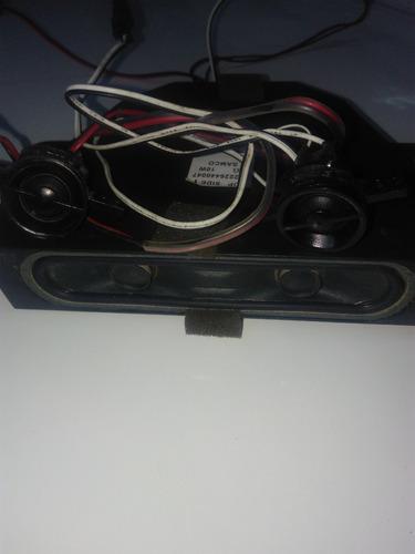 caixa de som com os tuítes tv philips lcd 40pfl6605d