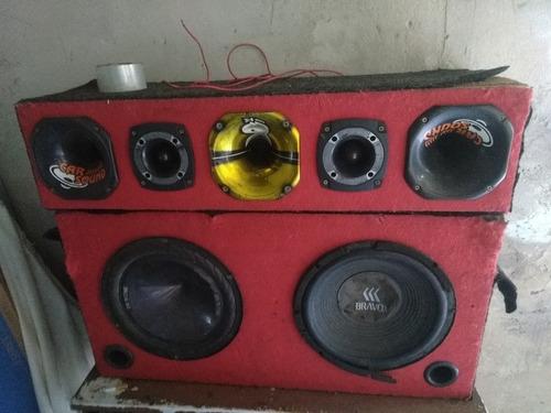 caixa de som de carro automotivo