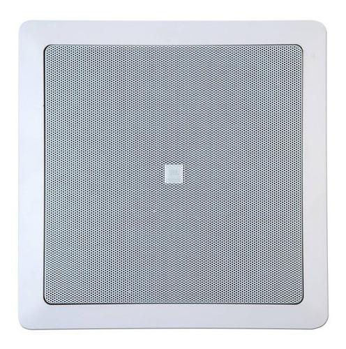 caixa de som de embutir jbl 6co1q s/at par branca 60w rms