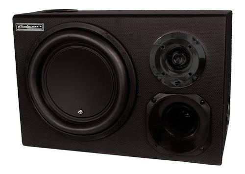 caixa de som dutada trio falcon 12 polegadas 350 rms cx12/tn