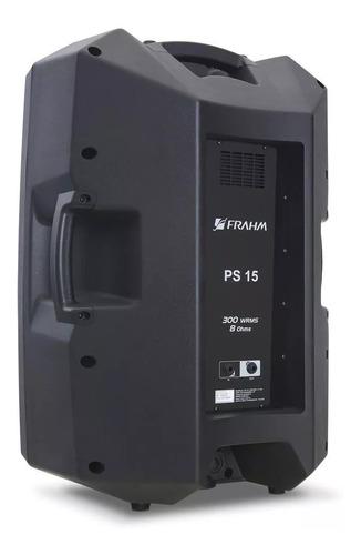 caixa de som frahm ps 15 passiva - 300 watts rms