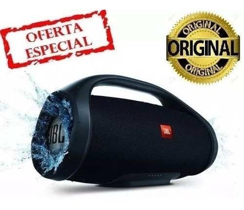 caixa de som jbl boombox bluetooth preto original full