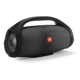 Caixa De Som Jbl Boombox Portátil Com Bluetooth  Black