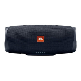 Caixa De Som Jbl Charge 4 Portátil Com Bluetooth  Black