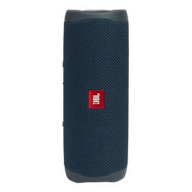 Caixa De Som Jbl Flip 5 Portátil Com Bluetooth  Blue