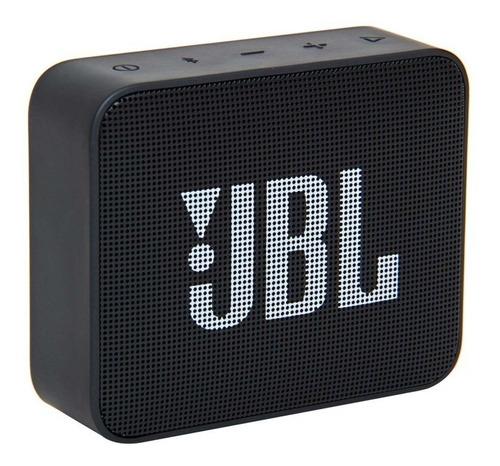 caixa de som jbl go 2 preta portátil 3w original bluetooth