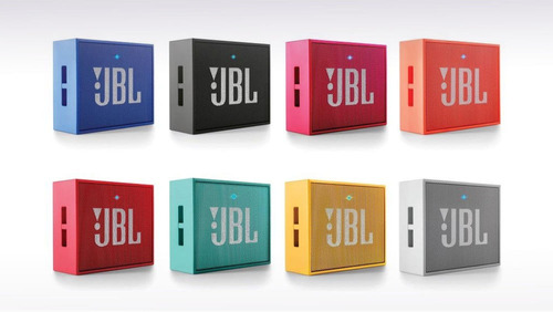 caixa de som jbl go speaker bluetooth 3w original lacrada