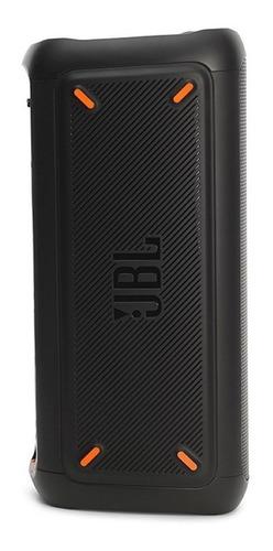 caixa de som jbl partybox 200 bluetooth led efeitos de luzes rgb com nota fiscal a pronta entrega