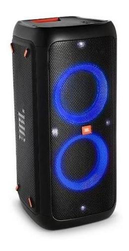 caixa de som jbl partybox 300, bluetooth, preta