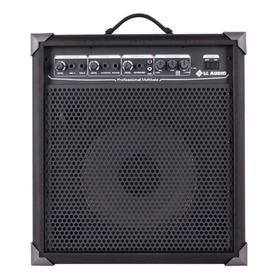 Caixa De Som Ll Audio Lx 100 Portátil  Preta 127v/220v