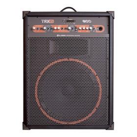 Caixa De Som Ll Audio Trx 12 Com Bluetooth  Preta 127v/220v