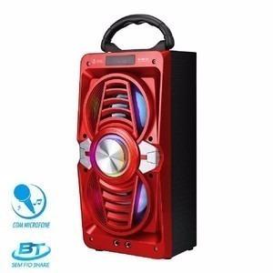 caixa de som micro system amplificada bluetooth usb 874