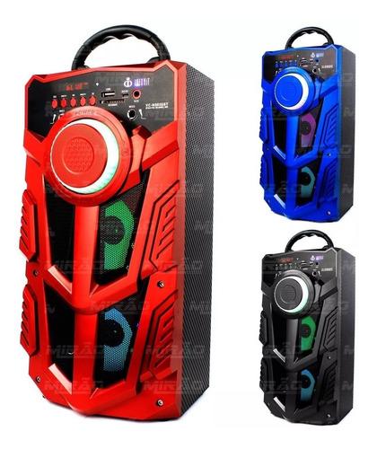 caixa de som mobile 12watts bass visor vc-m883qbt bluetooth